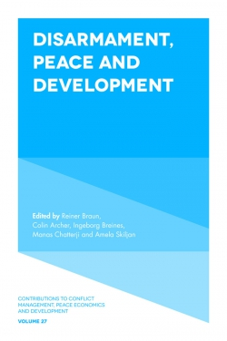 Jacket image for Disarmament, Peace and Development