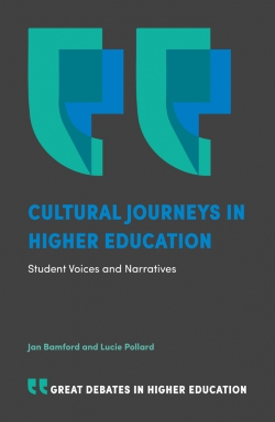 Jacket image for Cultural Journeys in Higher Education