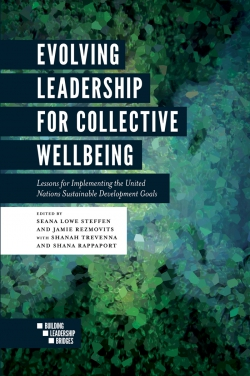 Jacket image for Evolving Leadership for Collective Wellbeing