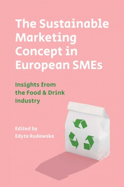 Jacket image for The Sustainable Marketing Concept in European SMEs