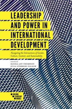 Jacket image for Leadership and Power in International Development
