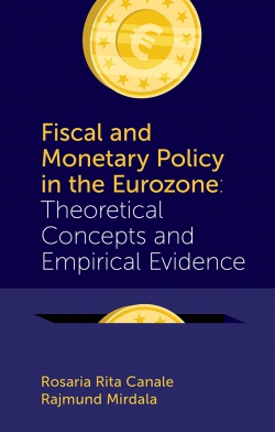 Jacket image for Fiscal and Monetary Policy in the Eurozone