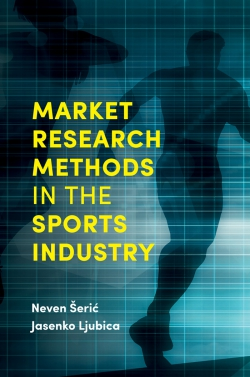 Jacket image for Market Research Methods in the Sports Industry
