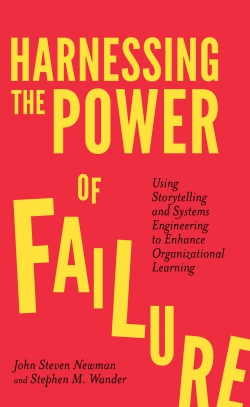 Jacket image for Harnessing the Power of Failure