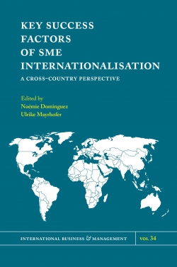 Jacket image for Key Success Factors of SME Internationalisation