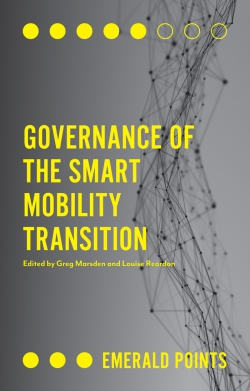 Jacket image for Governance of the Smart Mobility Transition