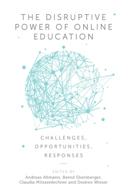 Jacket image for The Disruptive Power of Online Education