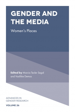 Jacket image for Gender and the Media