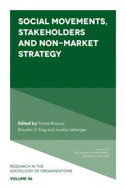 Jacket image for Social Movements, Stakeholders and Non-Market Strategy