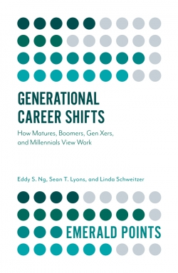 Jacket image for Generational Career Shifts