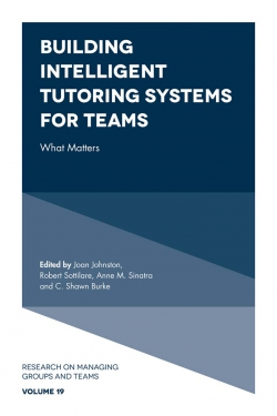Jacket image for Building Intelligent Tutoring Systems for Teams