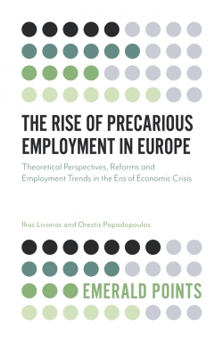 Jacket image for The Rise of Precarious Employment in Europe