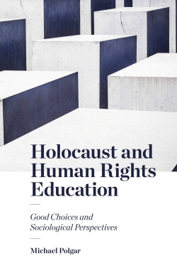 Jacket image for Holocaust and Human Rights Education