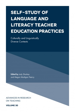 Jacket image for Self-Study of Language and Literacy Teacher Education Practices