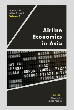 Jacket image for Airline Economics in Asia