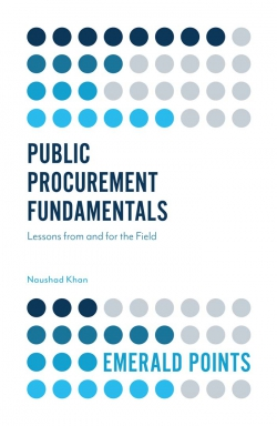 Jacket image for Public Procurement Fundamentals