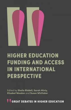 Jacket image for Higher Education Funding and Access in International Perspective