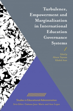 Jacket image for Turbulence, Empowerment and Marginalisation in International Education Governance Systems