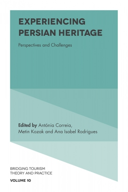 Jacket image for Experiencing Persian Heritage