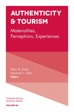 Jacket image for Authenticity & Tourism