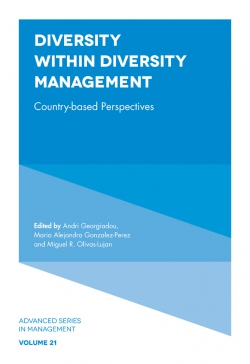 Jacket image for Diversity within Diversity Management