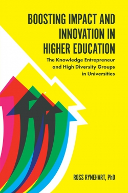 Jacket image for Boosting Impact and Innovation in Higher Education