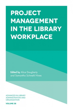 Jacket image for Project Management in the Library Workplace