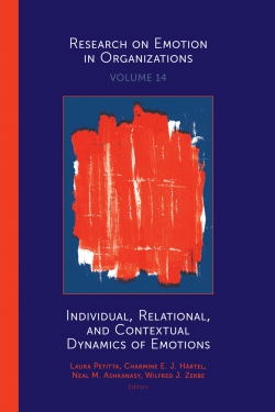 Jacket image for Individual, Relational, and Contextual Dynamics of Emotions
