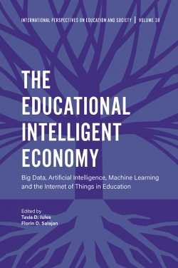 Jacket image for The Educational Intelligent Economy