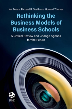 Jacket image for Rethinking the Business Models of Business Schools