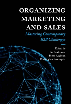 Jacket image for Organizing Marketing and Sales