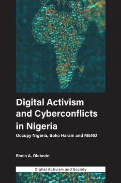 Jacket image for Digital Activism and Cyberconflicts in Nigeria