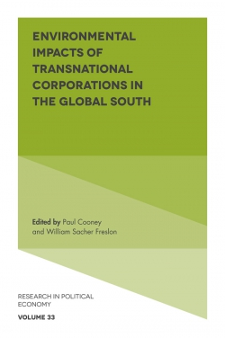 Jacket image for Environmental Impacts of Transnational Corporations in the Global South