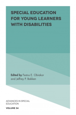 Jacket image for Special Education for Young Learners with Disabilities