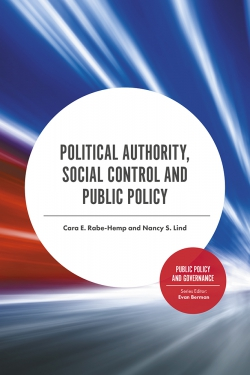 Jacket image for Political Authority, Social Control and Public Policy