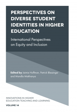 Jacket image for Perspectives on Diverse Student Identities in Higher Education