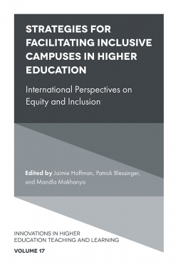 Jacket image for Strategies for Facilitating Inclusive Campuses in Higher Education