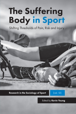 Jacket image for The Suffering Body in Sport