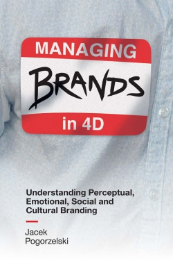 Jacket image for Managing Brands in 4D