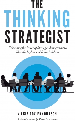 Jacket image for The Thinking Strategist