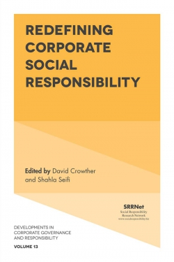 Jacket image for Redefining Corporate Social Responsibility