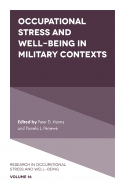 Jacket image for Occupational Stress and Well-Being in Military Contexts