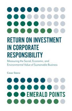 Jacket image for Return on Investment in Corporate Responsibility
