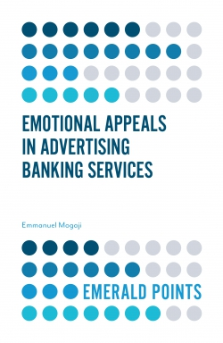 Jacket image for Emotional Appeals in Advertising Banking Services
