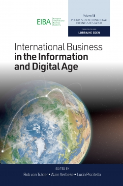 Jacket image for International Business in the Information and Digital Age