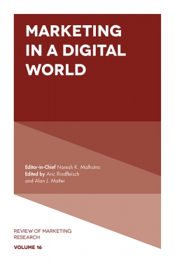 Jacket image for Marketing in a Digital World