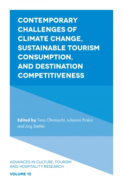 Jacket image for Contemporary Challenges of Climate Change, Sustainable Tourism Consumption, and Destination Competitiveness