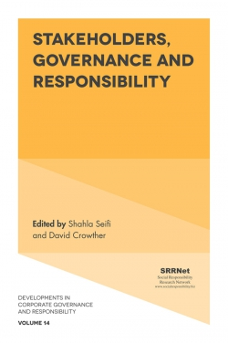 Jacket image for Stakeholders, Governance and Responsibility