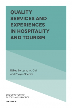 Jacket image for Quality Services and Experiences in Hospitality and Tourism