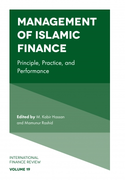 Jacket image for Management of Islamic Finance